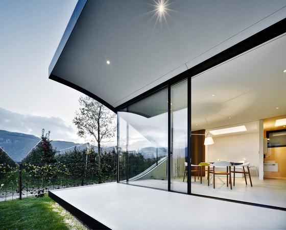 Sky-Frame 2 sliding window by Sky-Frame | Laminated glass