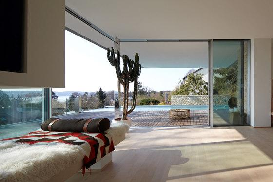 Sky-Frame 3 sliding window de Sky-Frame | Vidrios laminados