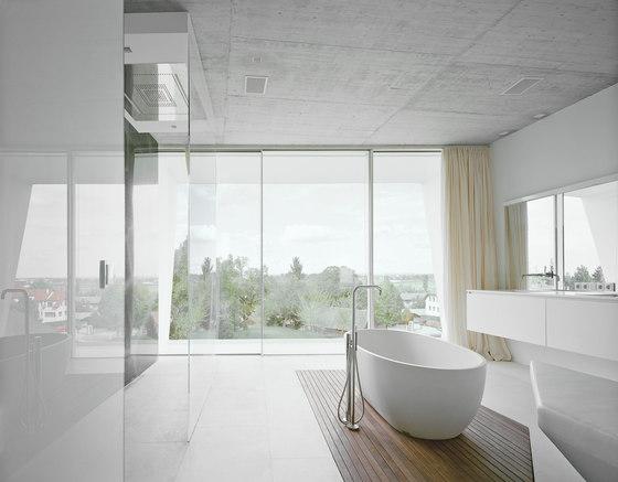 Sky-Frame 3 sliding window by Sky-Frame | Laminated glass