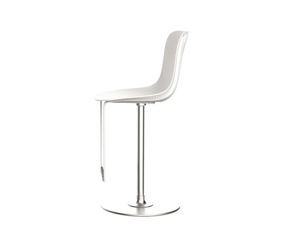 Dragonfly | Swivel stool H.75 cm fixed height von Segis | Barhocker