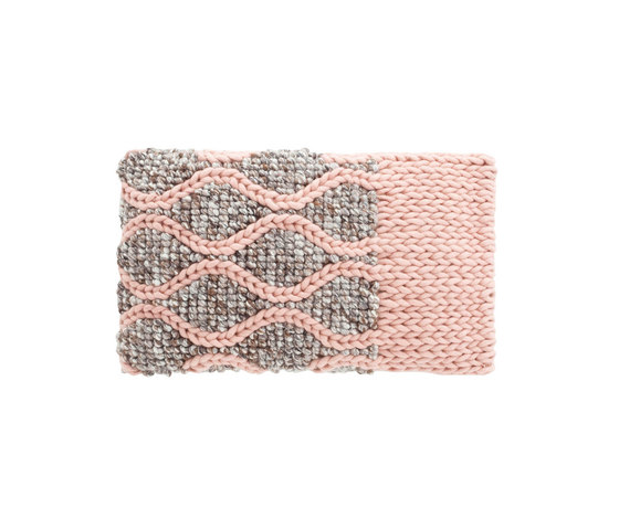 Mangas Space Cushion Rhombus Pink 3 by GAN | Cushions