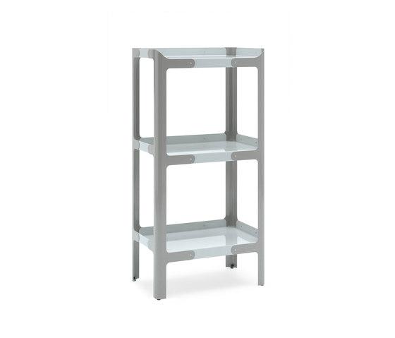 Pop shelf H900 S by Tolix | Office shelving systems