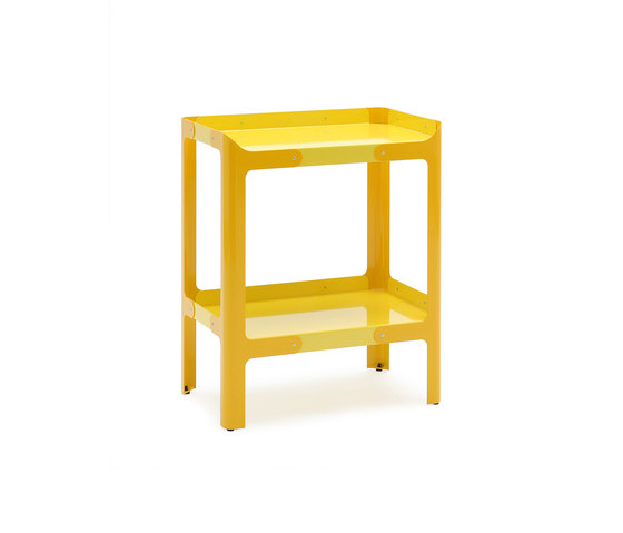 Pop shelf H500 S by Tolix | Office shelving systems