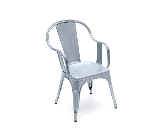 C armchair métal di Tolix | Sedie
