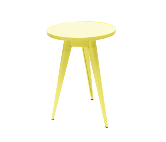 55 pedestal table by Tolix | Side tables