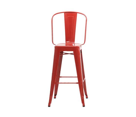 HGD75 stool by Tolix   Bar stools