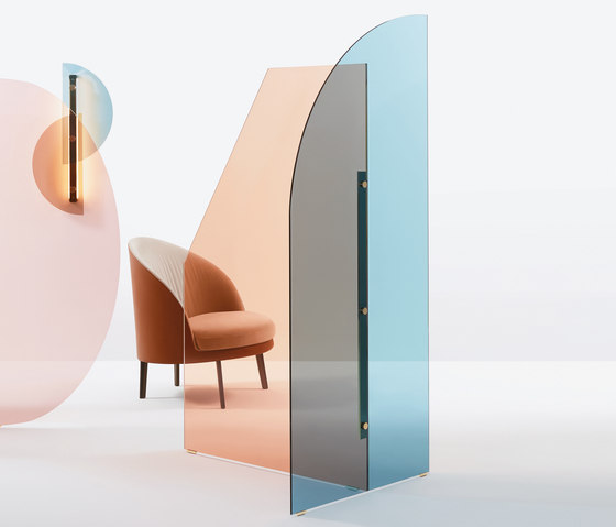 Vela Paravent by ARFLEX | Folding screens