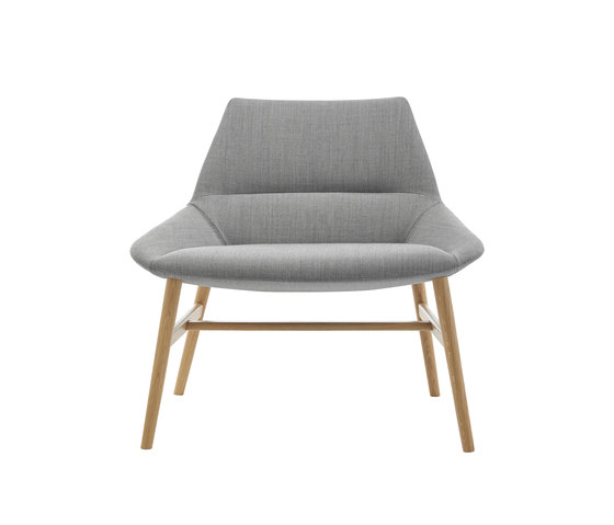 Dunas XL Wood by Inclass | Lounge chairs