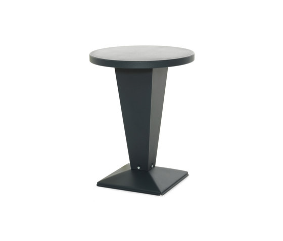Kub table Ø60 by Tolix | Side tables