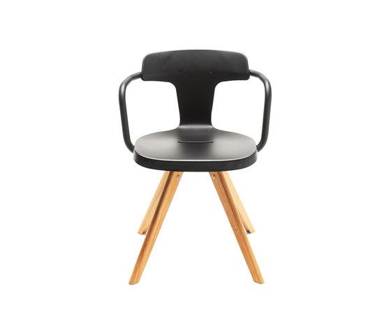 T14 chair wood de Tolix | Sillas multiusos