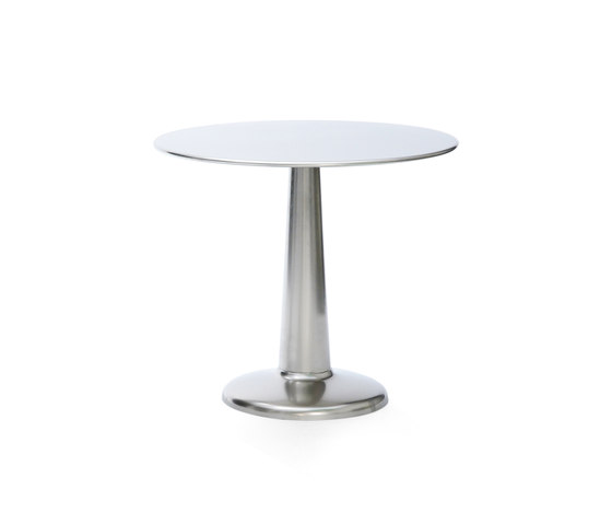 G table Ø80 by Tolix   Bistro tables