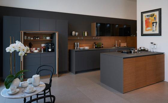 +STAGE Cocina de Poggenpohl | Cocinas compactas