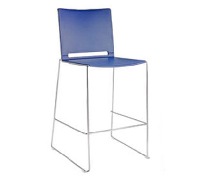 Alfa Indoor Stacking Barstool by Aceray   Bar stools
