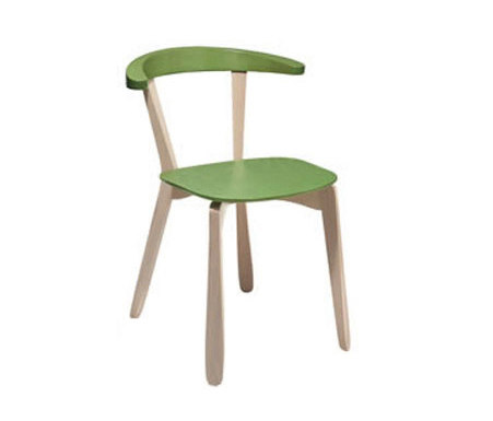 Arco Indoor Side Chair by Aceray   Chairs
