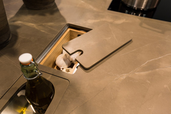 Kitchen | Classtone Pulpis de Neolith | Planchas de cerámica