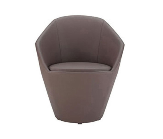Dolce Indoor Armchair by Aceray | Chairs