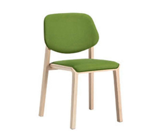 Gusto Indoor Stacking Side Chair von Aceray | Restaurantstühle