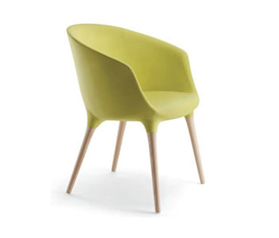 Lira Indoor Armchair by Aceray | Chairs