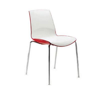 Now Indoor Stacking Side Chair von Aceray | Stühle