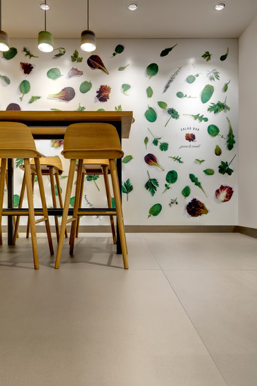 Interior | Fusion Cement by Neolith | Ceramic tiles