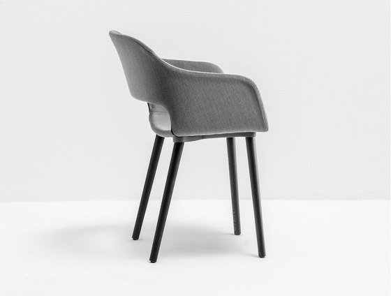 Babila 2756 by PEDRALI | Visitors chairs / Side chairs