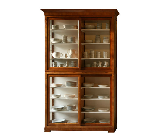 Biedermeier Modular Bookcase by Morelato | Display cabinets