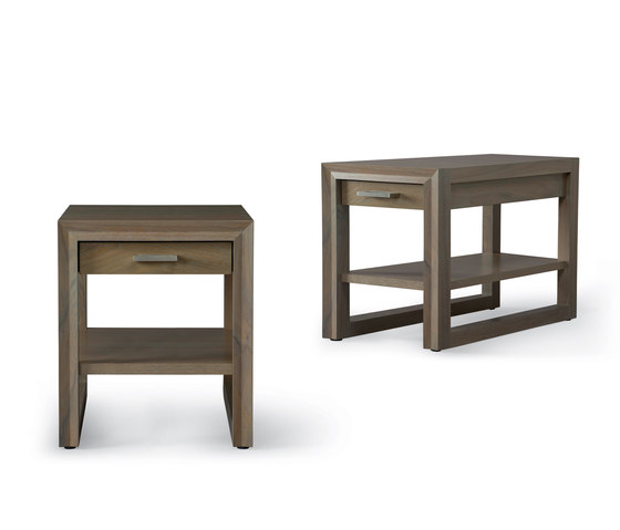 Arris Slim Side Table by Altura Furniture   Night stands