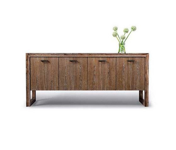 Arris Sled Buffet by Altura Furniture | Sideboards