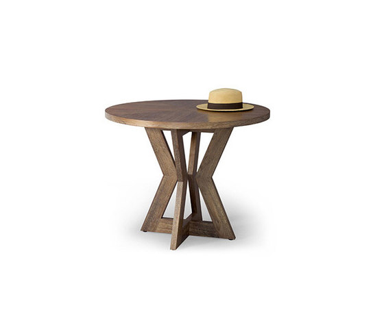 Bowtie T36 Round Table by Altura Furniture | Side tables