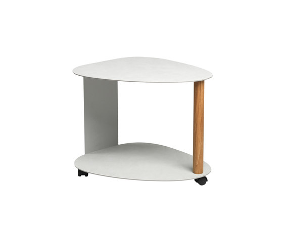 Curve Table L by LINDDNA | Coffee tables
