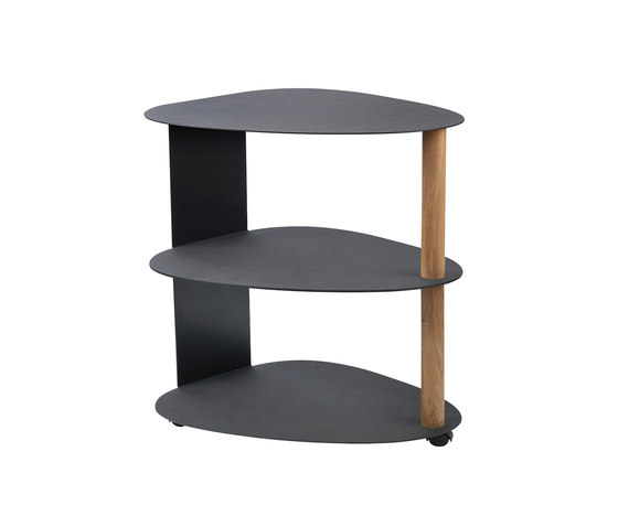 Curve Table | XL double by LINDDNA | Side tables