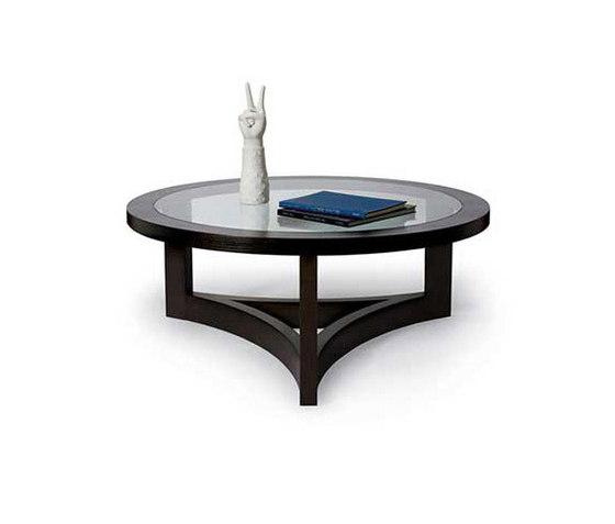 Nexus Round Cocktail Table de Altura Furniture | Mesas de centro