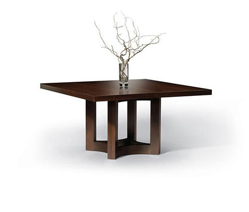 Nexus Square Extension Table by Altura Furniture | Dining tables
