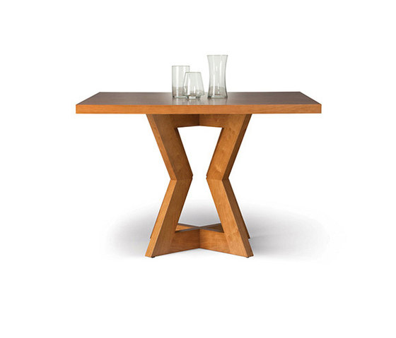 Bowtie T42 Square Table by Altura Furniture | Dining tables