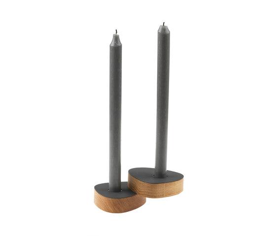 Curve Candle Holder by LINDDNA   Candlesticks / Candleholder
