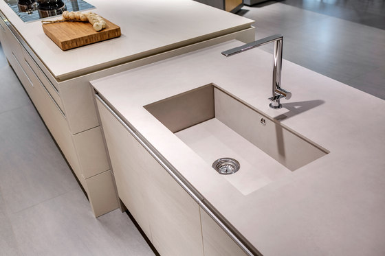 Sink | Fusion  Pietra di Luna by Neolith | Kitchen sinks
