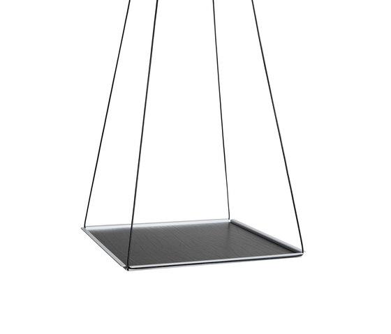 Pendulum | square L metallic von LINDDNA | Tabletts