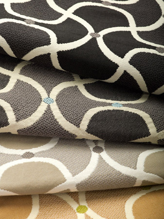 Scallops de Bella-Dura® Fabrics   Tapicería de exterior