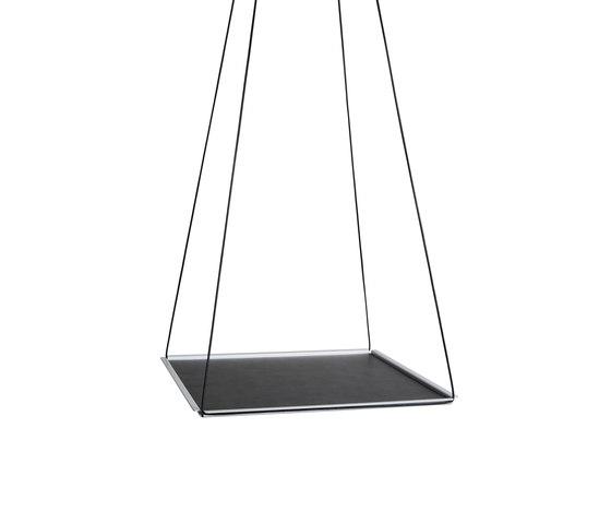 Pendulum   square S metallic von LINDDNA   Tabletts