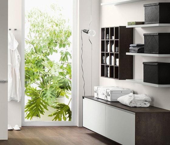 Perfetto/Perfetto+ di Inda | Mensole bagno