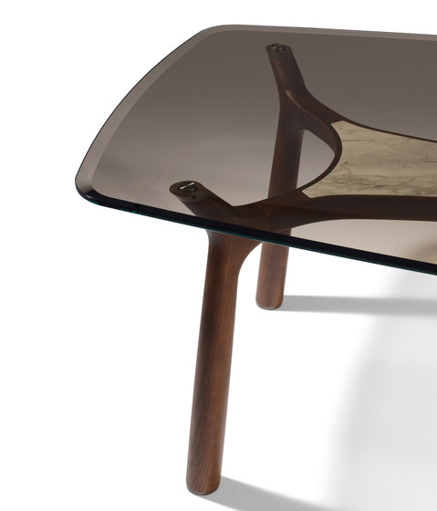 Memos Table by Giorgetti | Dining tables