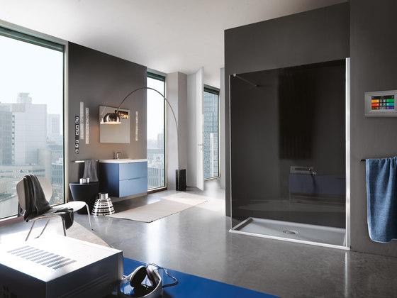 Open by SAMO | Shower screens