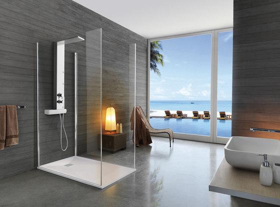 Stonefit by SAMO | Shower trays