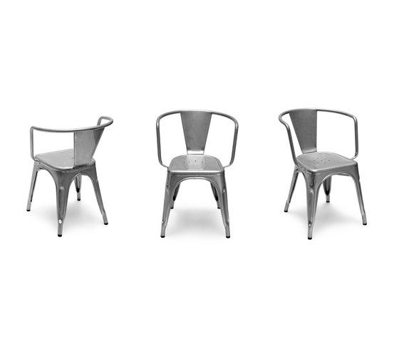 A97 armchair by Tolix | Chairs