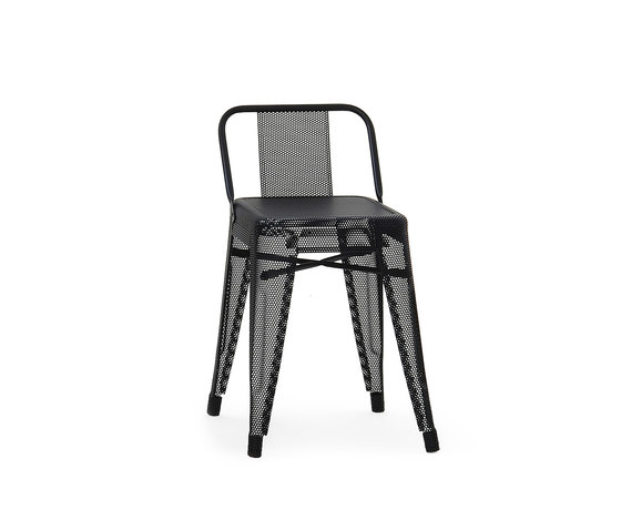 Perforated HPD45 stool by Tolix | Chairs