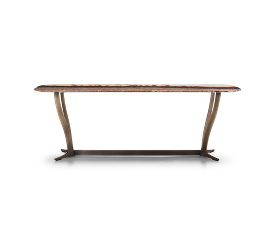 Richard Low Consoles by Alberta Pacific Furniture | Console tables