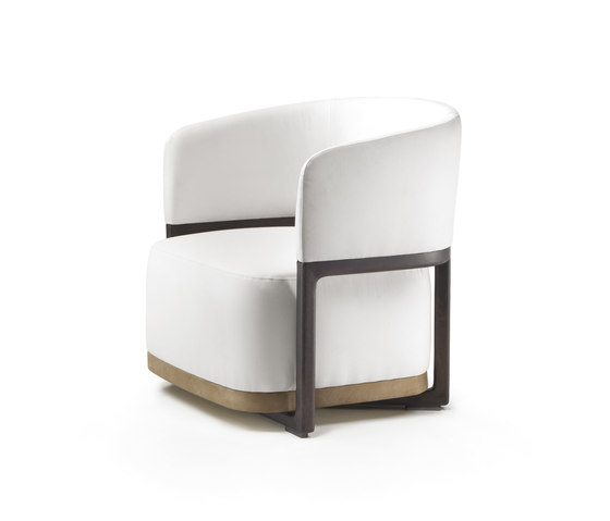 Frida di Flexform Mood | Poltrone lounge