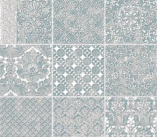 la chic ocean deco floor tiles from akdo architonic. Black Bedroom Furniture Sets. Home Design Ideas