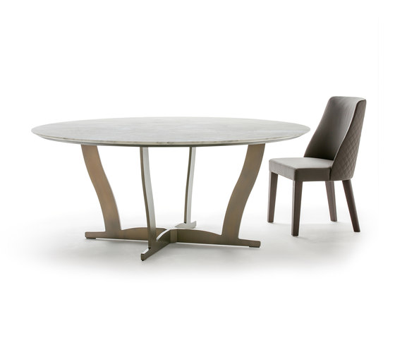 Bogart Table by Alberta Pacific Furniture | Dining tables