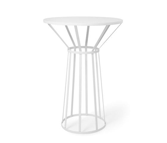 Hollo | table for two di Petite Friture | Tavoli bistrò